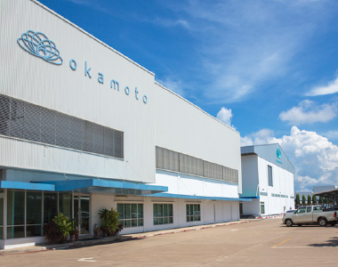 OKAMOTO TEXTILE(THAILAND) COMPANY LIMITED[泰国]
